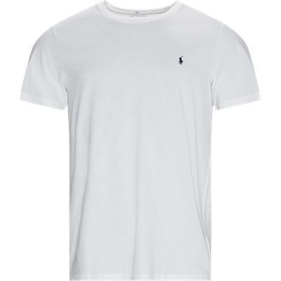Cotton Logo Tee Regular | Cotton Logo Tee | Hvid
