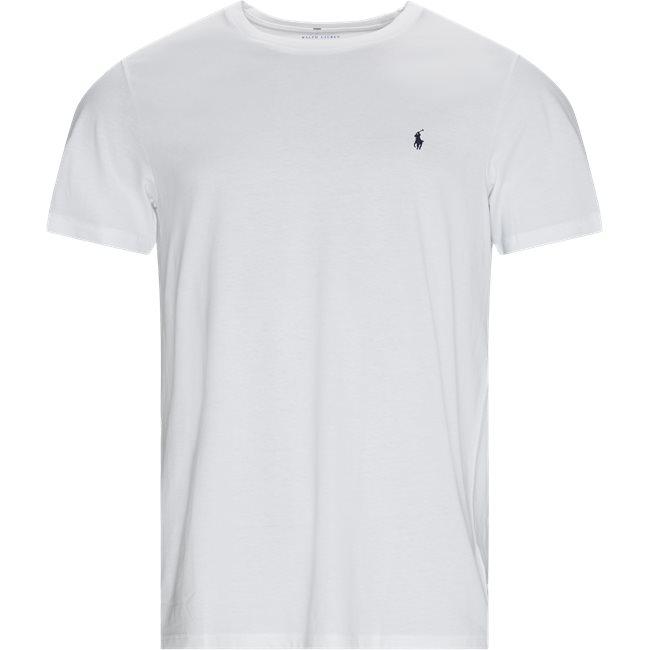 ralph lauren t-shirt hvid herre