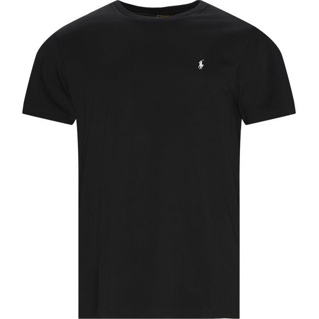 Ralph lauren t-shirt sort herre
