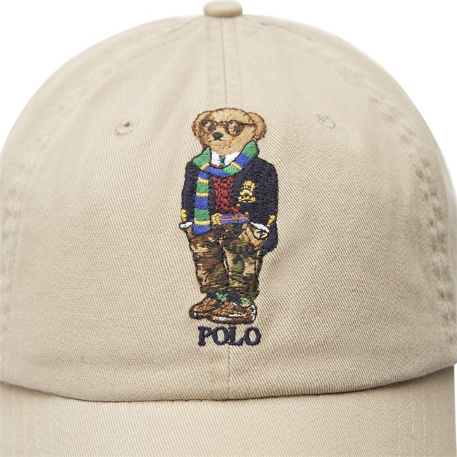 Polo Bear Cap