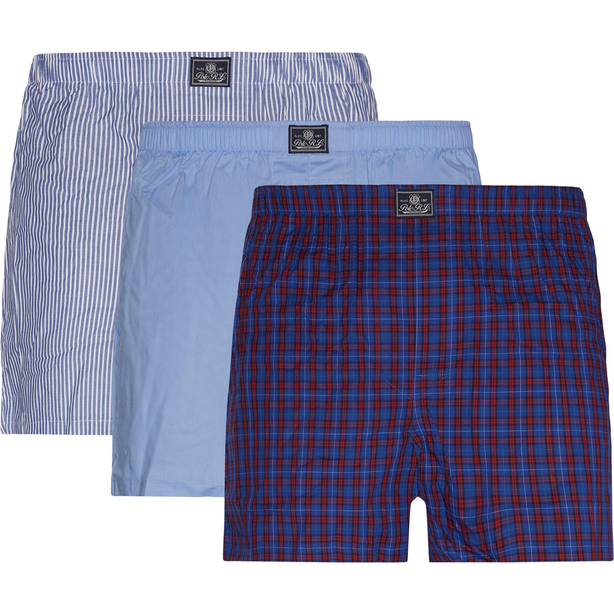 3-Pack Cotton Boxer - Underkläder - Multi