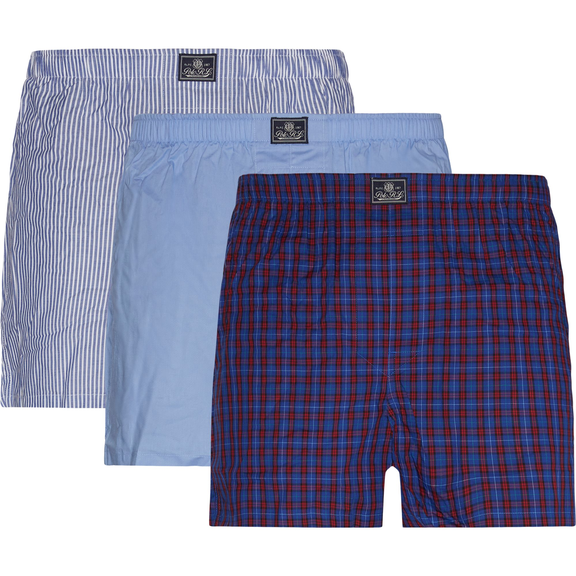 3-Pack Cotton Boxer - Underwear - Multi