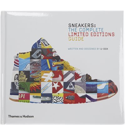 Sneakers The Complete Limited Editions Guide Sneakers The Complete Limited Editions Guide | Hvid