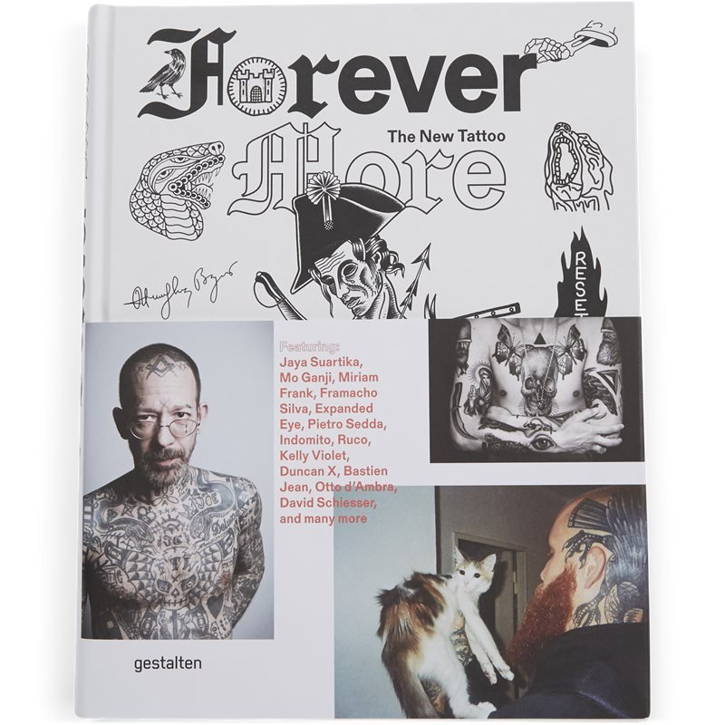 Billede af New Mags Forever More - The New Tattoo Ge1089 Accessories Hvid