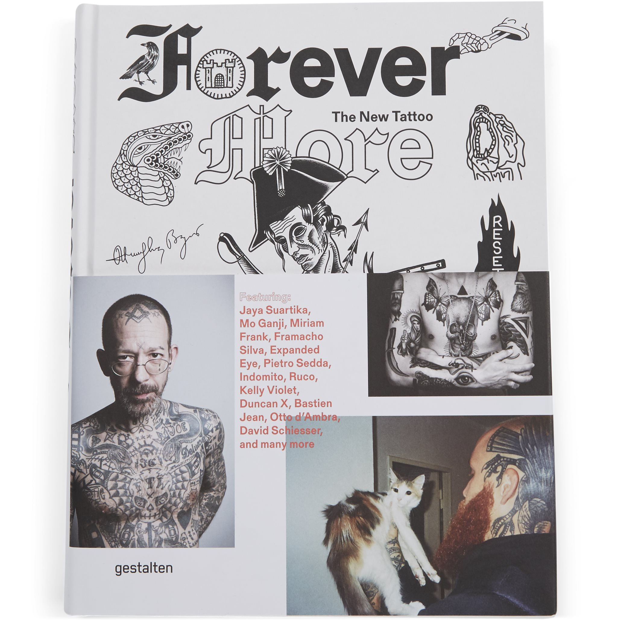 Forever More - The New Tattoo - Accessories - Hvid