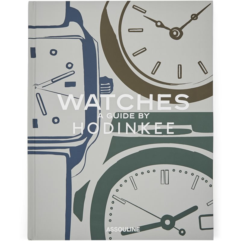 new mags – New mags - watches a guide by hodinkee på kaufmann.dk