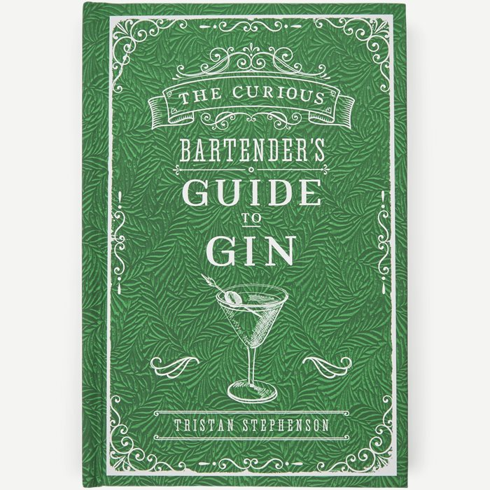 The Curious Bartender's Guide To Gin - Accessories - Hvid