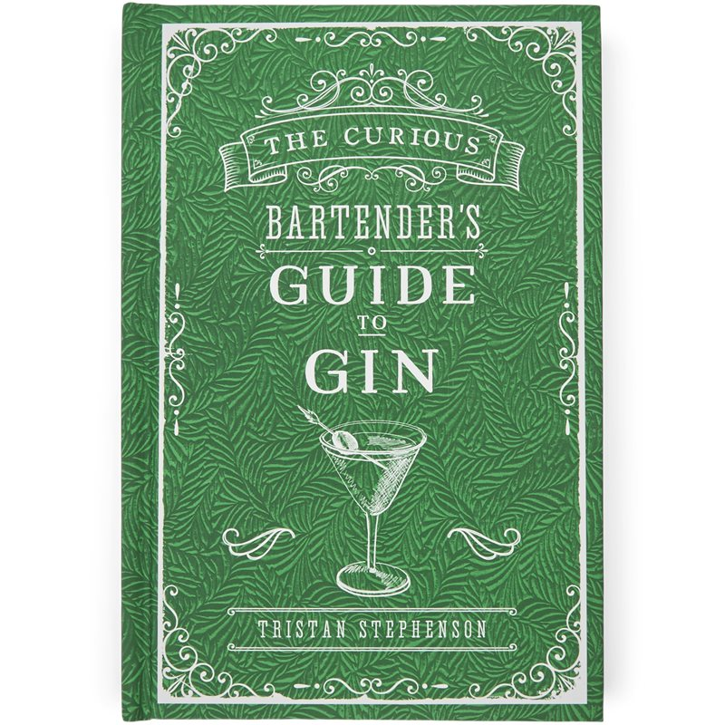 New mags - the curious bartender's guide to gin fra new mags fra kaufmann.dk