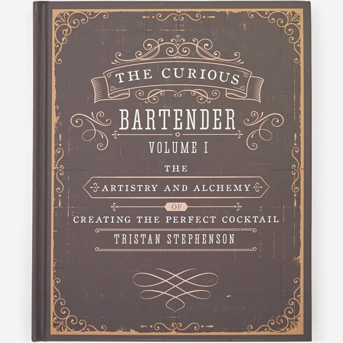 The Curious Bartender Volume 1 - Accessories - Hvid