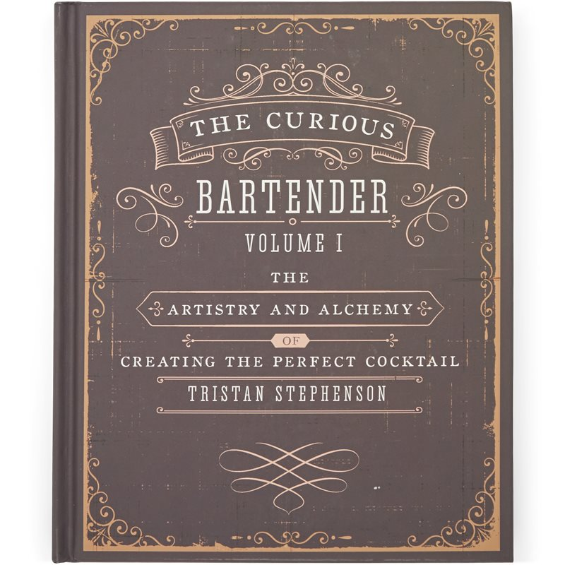 New mags - the curious bartender volume 1 fra new mags fra kaufmann.dk
