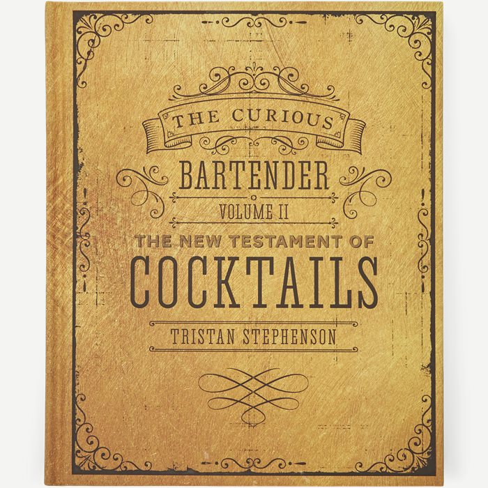 The Curious Bartender Volume 2 - Accessories - Hvid