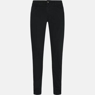 Regular fit | Bukser | Grøn