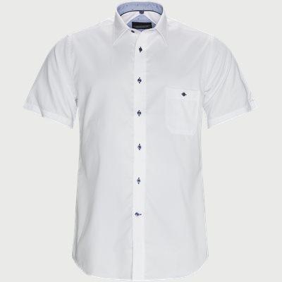 Regular fit | Kurzärmlige Hemden | Weiß