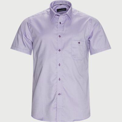 Regular fit | Kurzärmlige Hemden | Lila