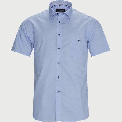 Rhodes K/Æ Skjorte Regular fit | Rhodes K/Æ Skjorte | Blå
