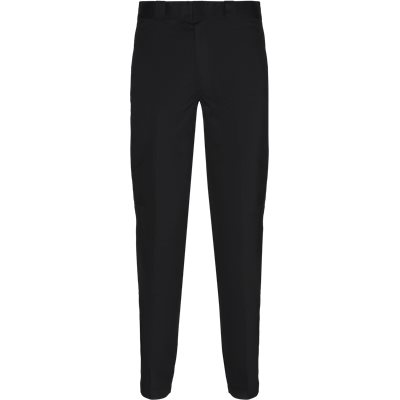 Relaxed fit | Trousers | Black
