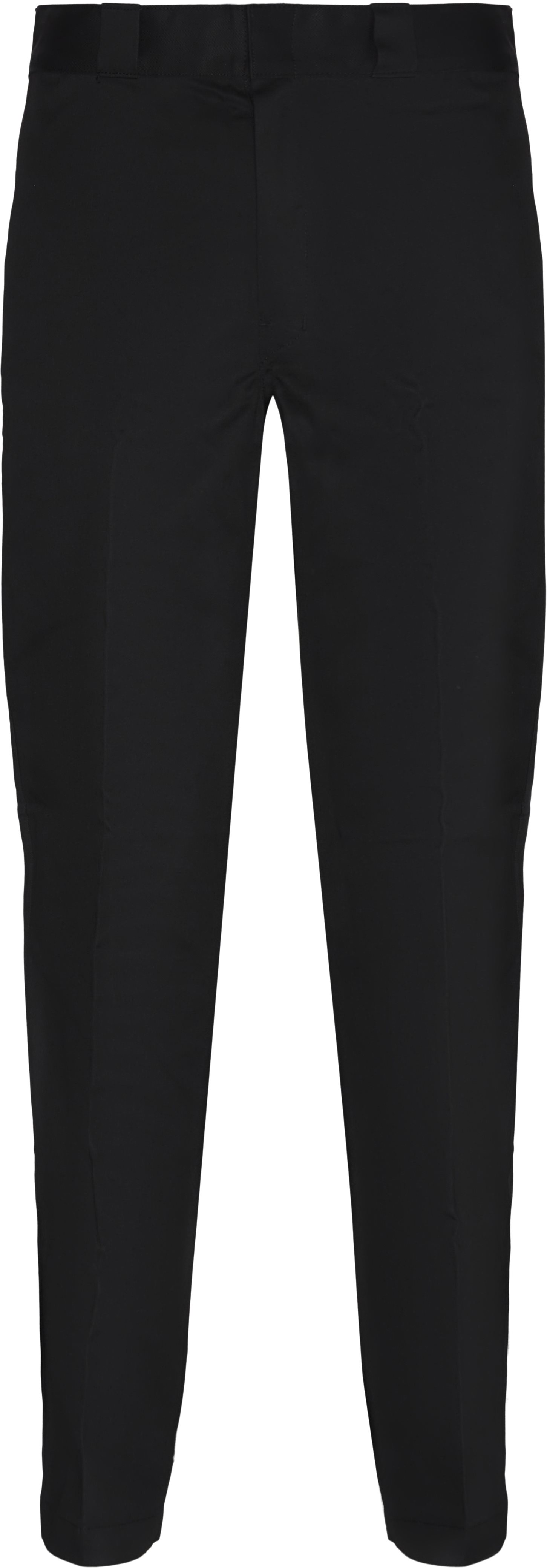 Trousers - Relaxed fit - Black