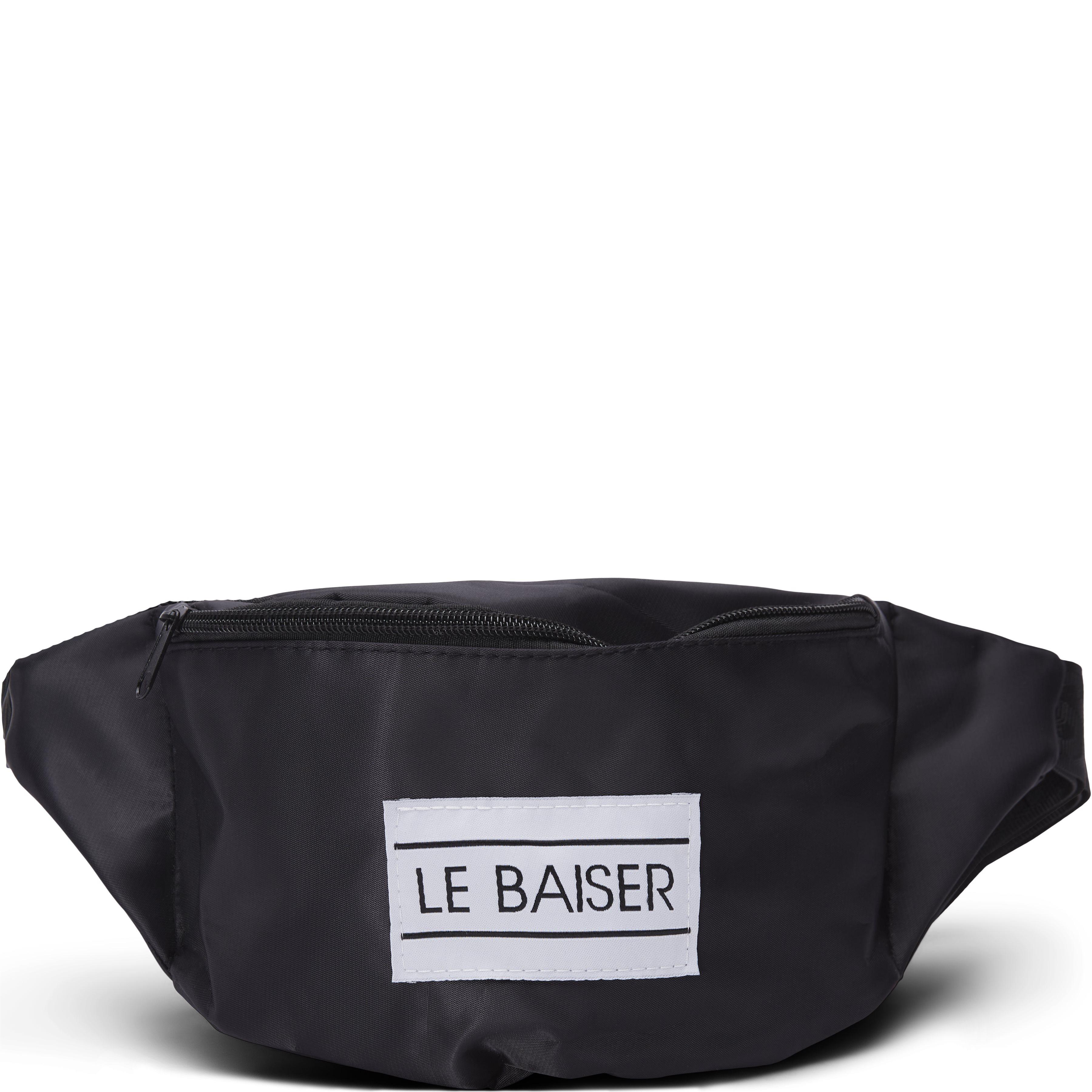 Waist Bag - Tasker - Sort