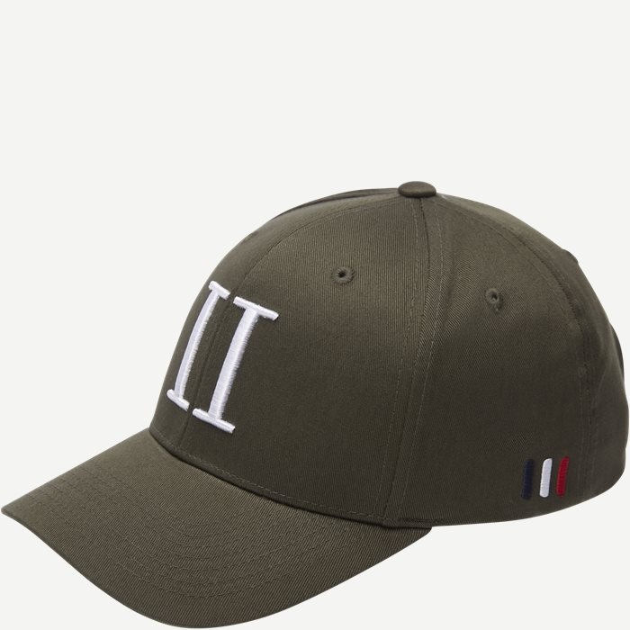 Encore Baseball Cap - Caps - Army