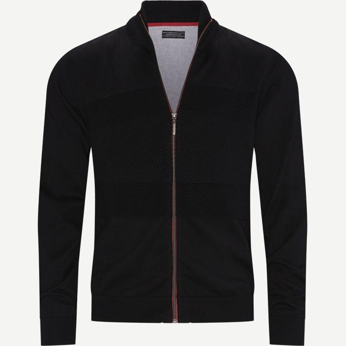 Knitwear - Regular - Black