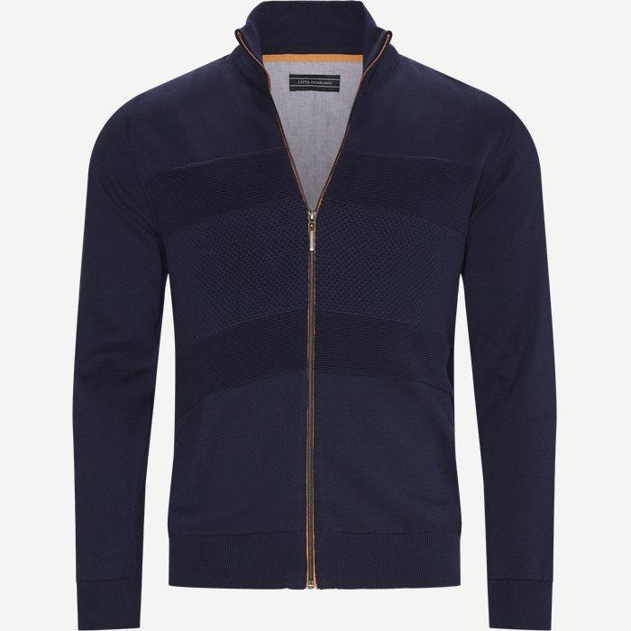 Knitwear - Regular - Blue