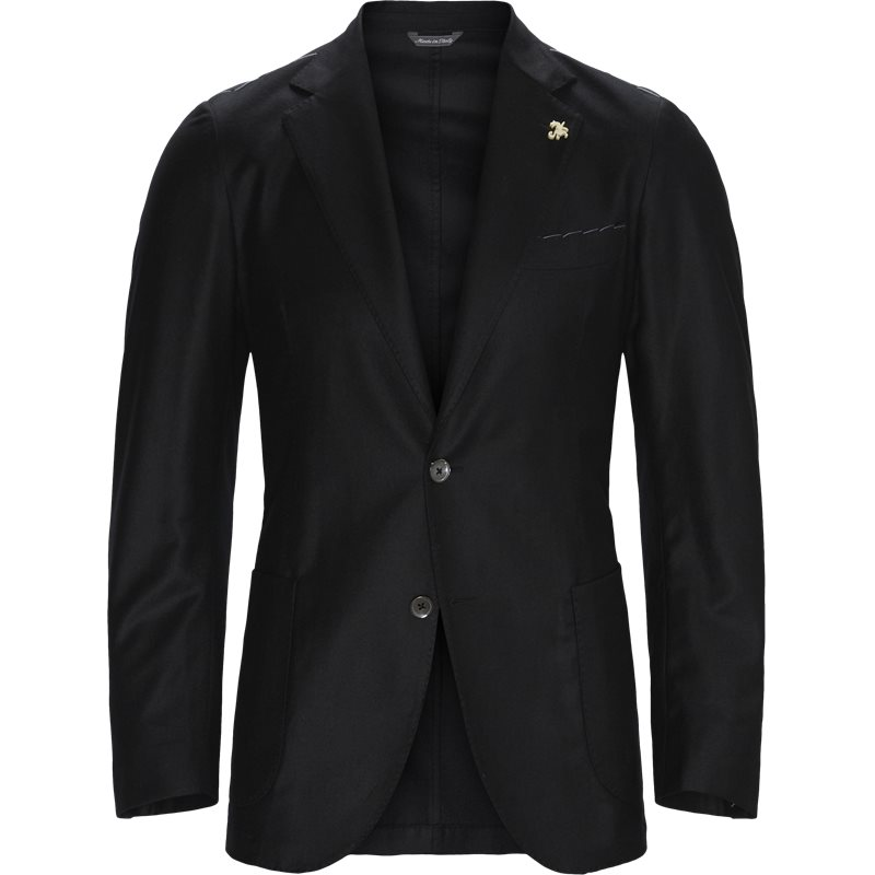 TOMBOLINI Regular fit G116 U900 Blazer Black
