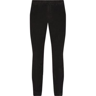 Fløjlsbukser Regular fit | Fløjlsbukser | Brun