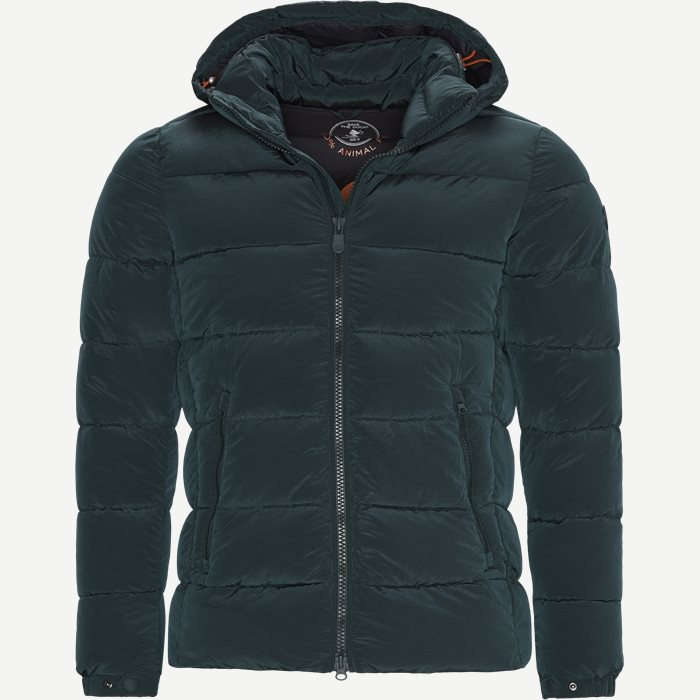 Rocky Jacket - Jakker - Regular - Grøn