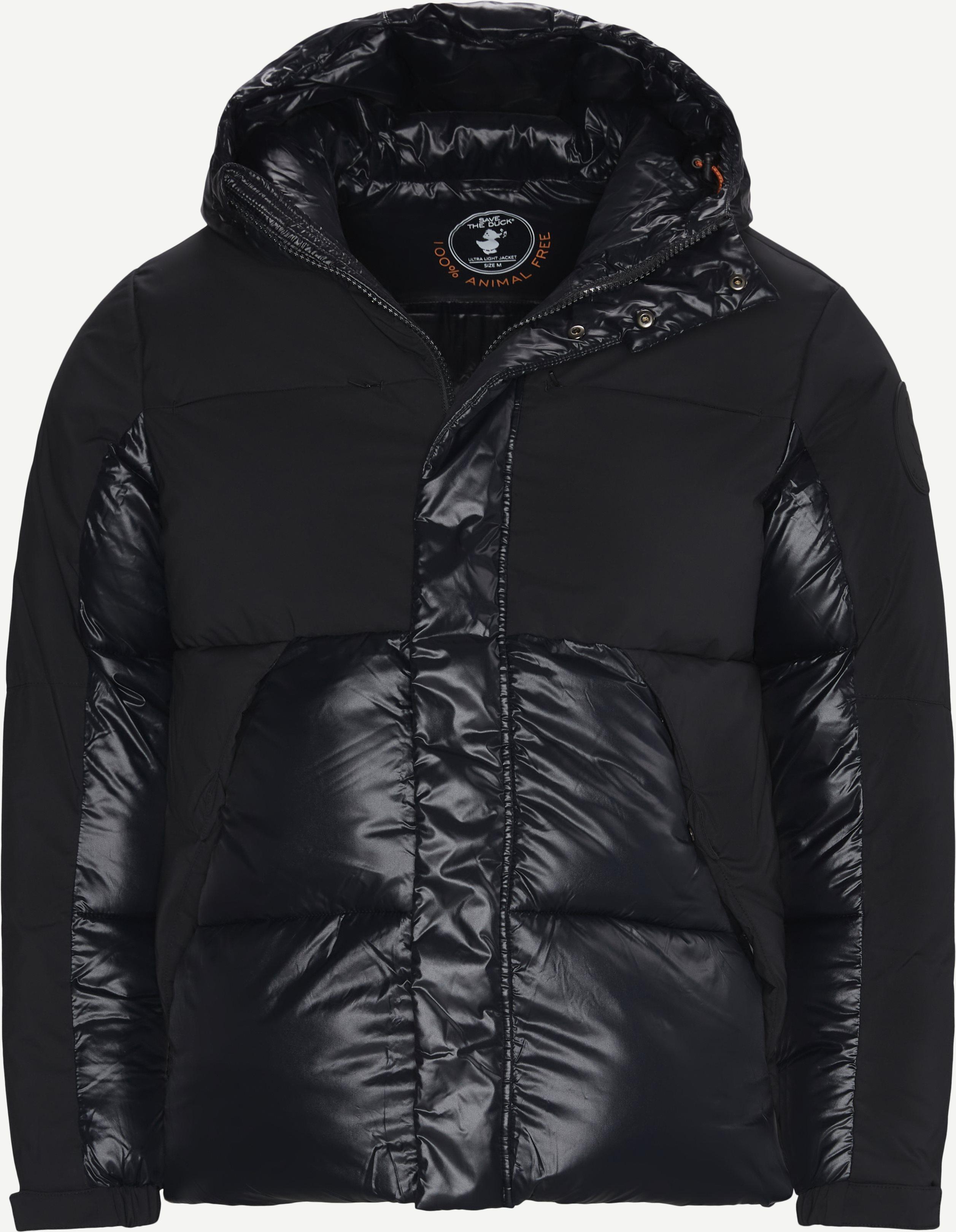 Lumay Jacket - Jackor - Regular - Svart