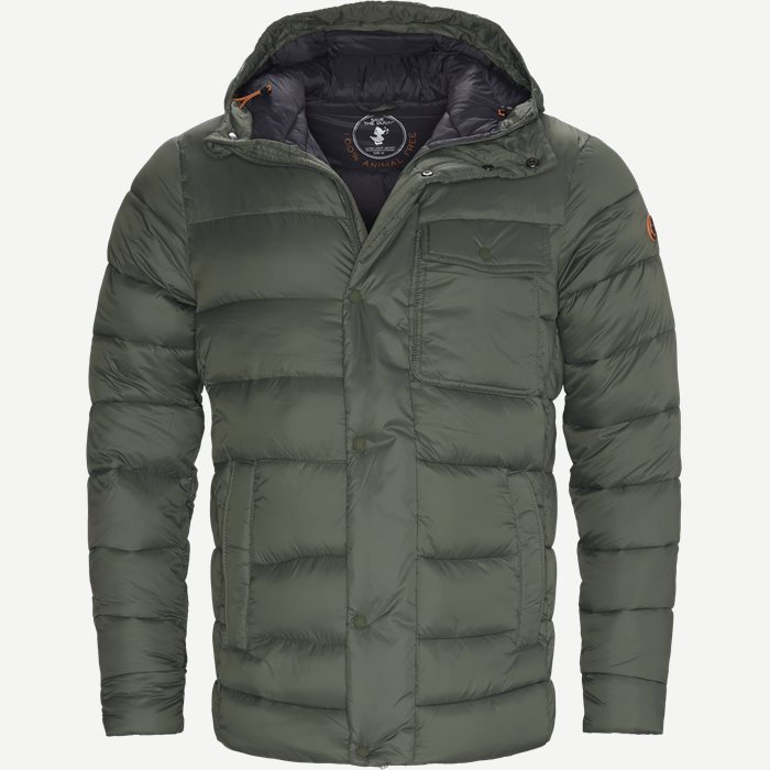 Gigay Jacket - Jakker - Regular - Grøn