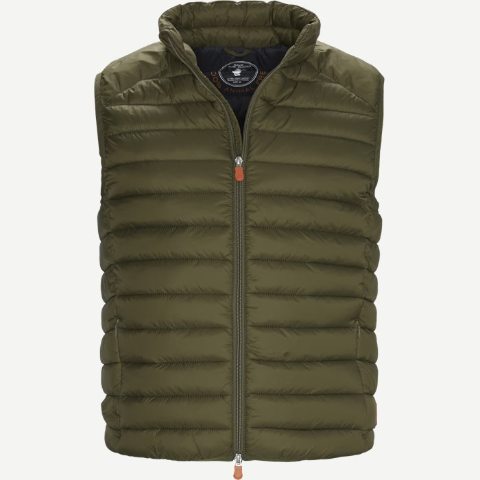 Gigay Vest - Veste - Regular - Army