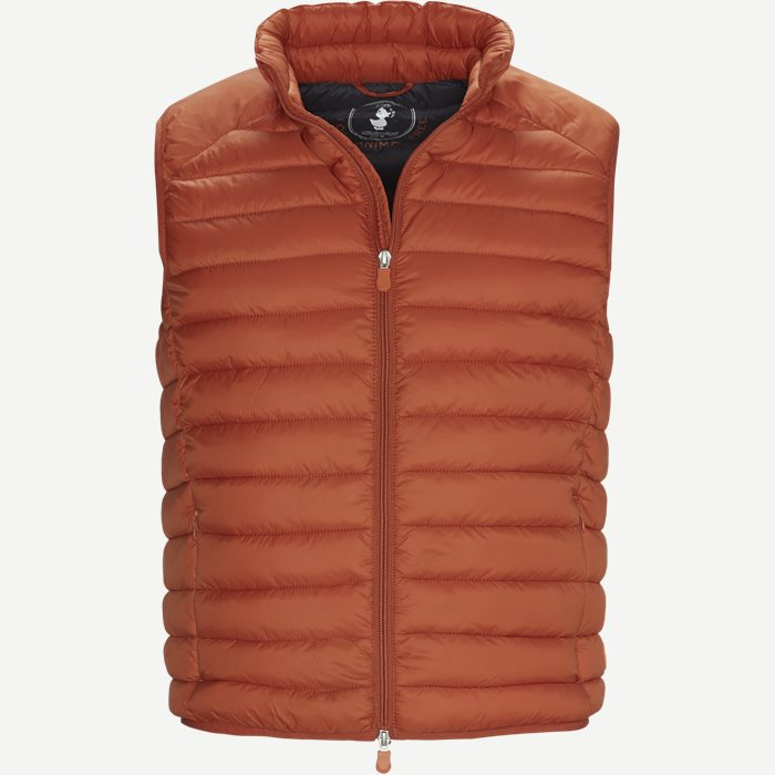 Gigay Vest - Veste - Regular - Orange