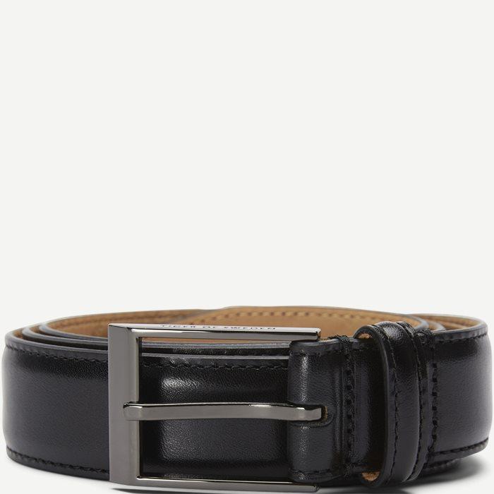 Belts - Black