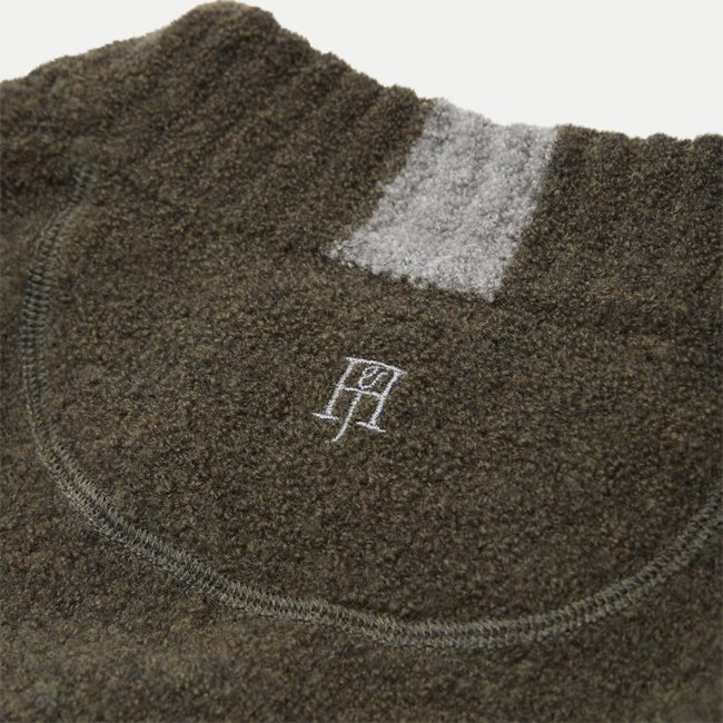 Mousse Crew Neck Knit