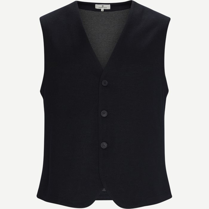 Vests - Regular - Blue