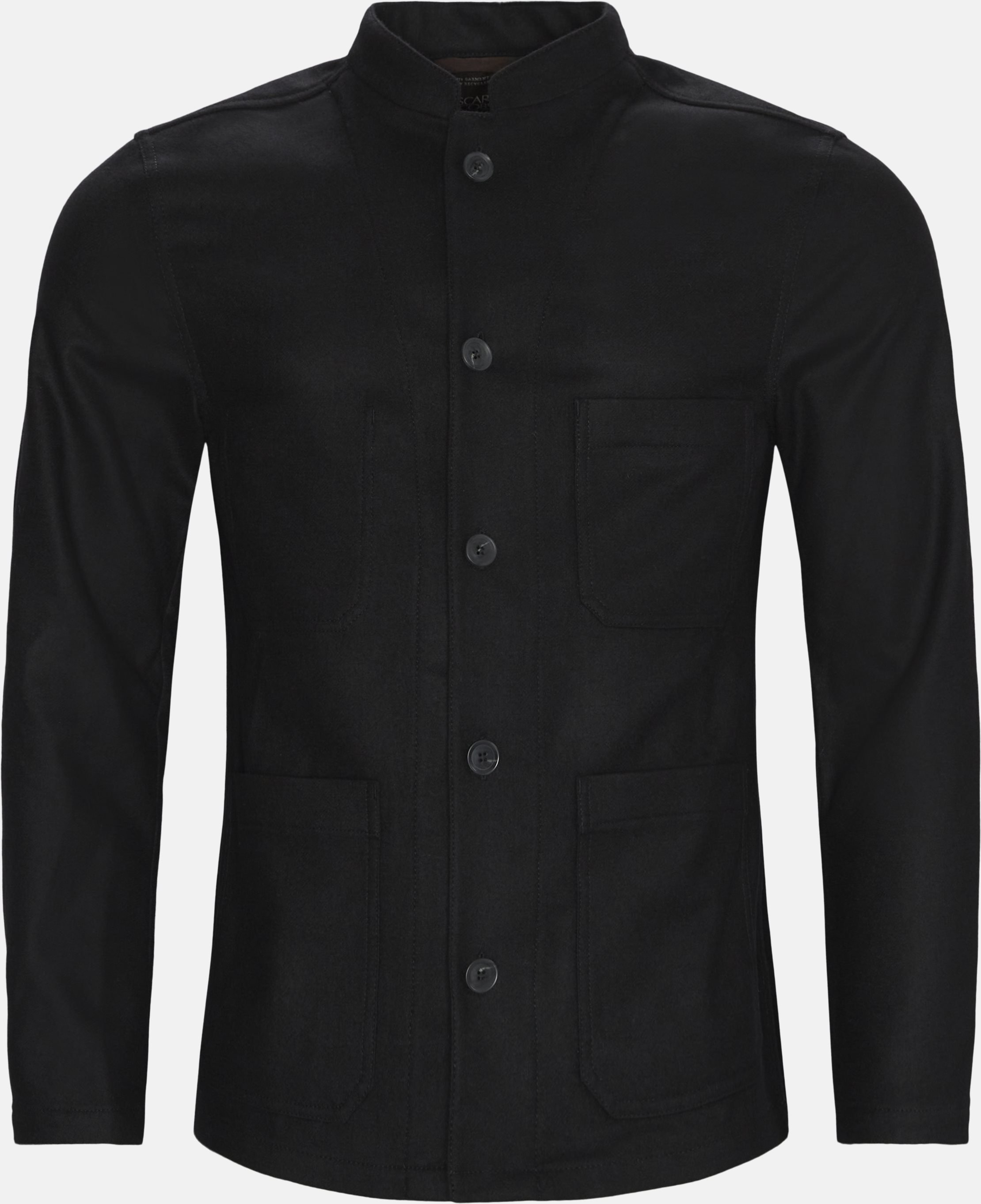 Lightweight jackets - Regular fit - Black