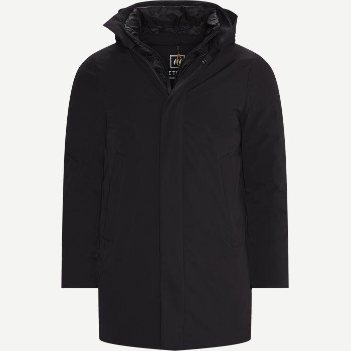 Edgar Down Jacket - Jackets - Regular - Black