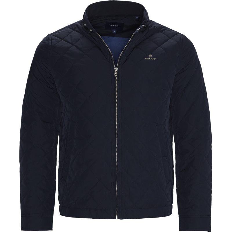 Gant - 7006080 quilted windcheater jakker fra gant fra kaufmann.dk