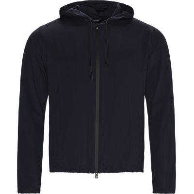 Regular fit | Zip sweatshirts | Blå