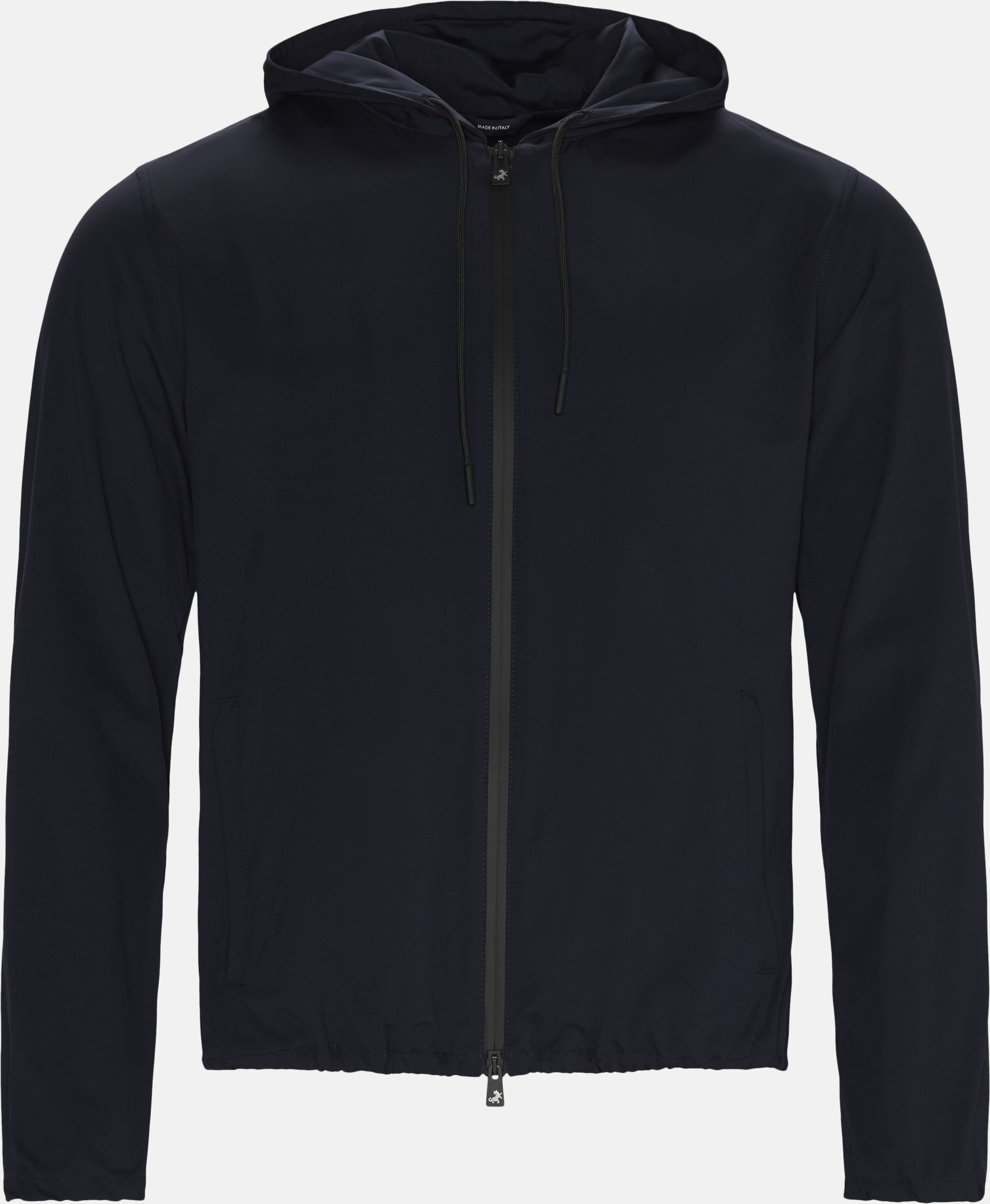 Zip sweatshirts - Regular fit - Blå