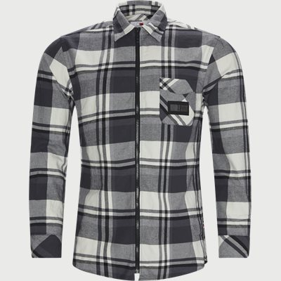 LH Check Flannel Shirt Oversized | LH Check Flannel Shirt | Sort