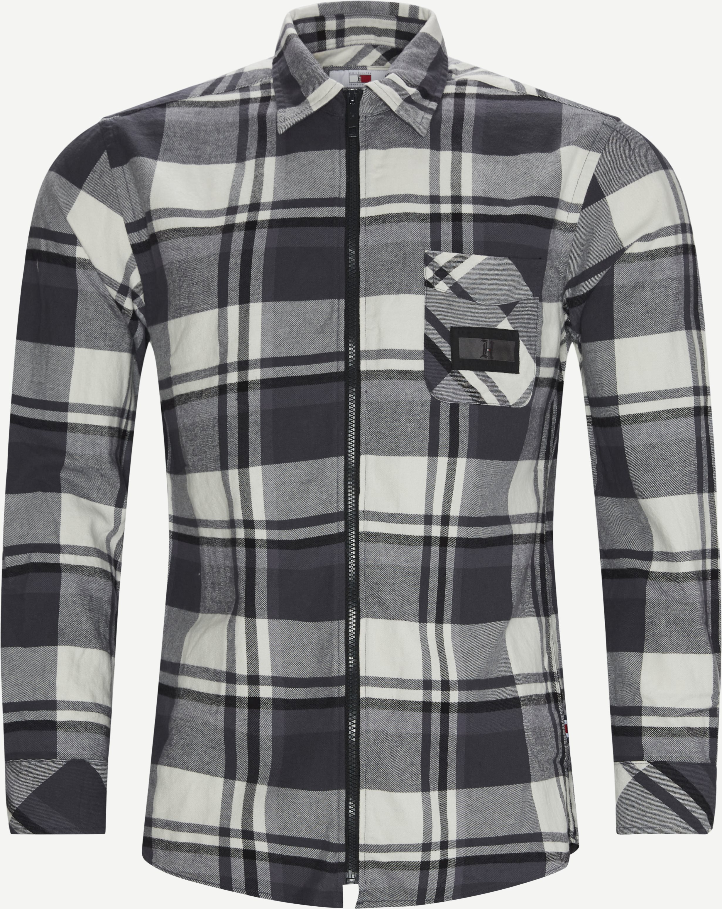 Skjortor - Oversize fit - Svart