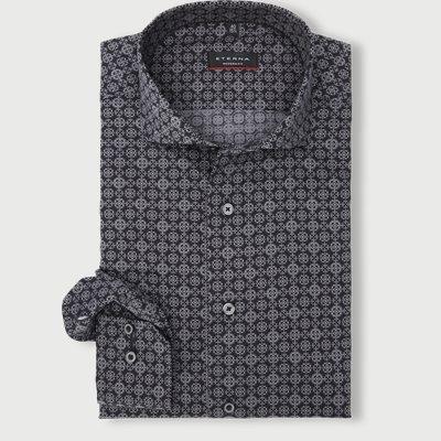 3932 Shirt Modern fit | 3932 Shirt | Blå