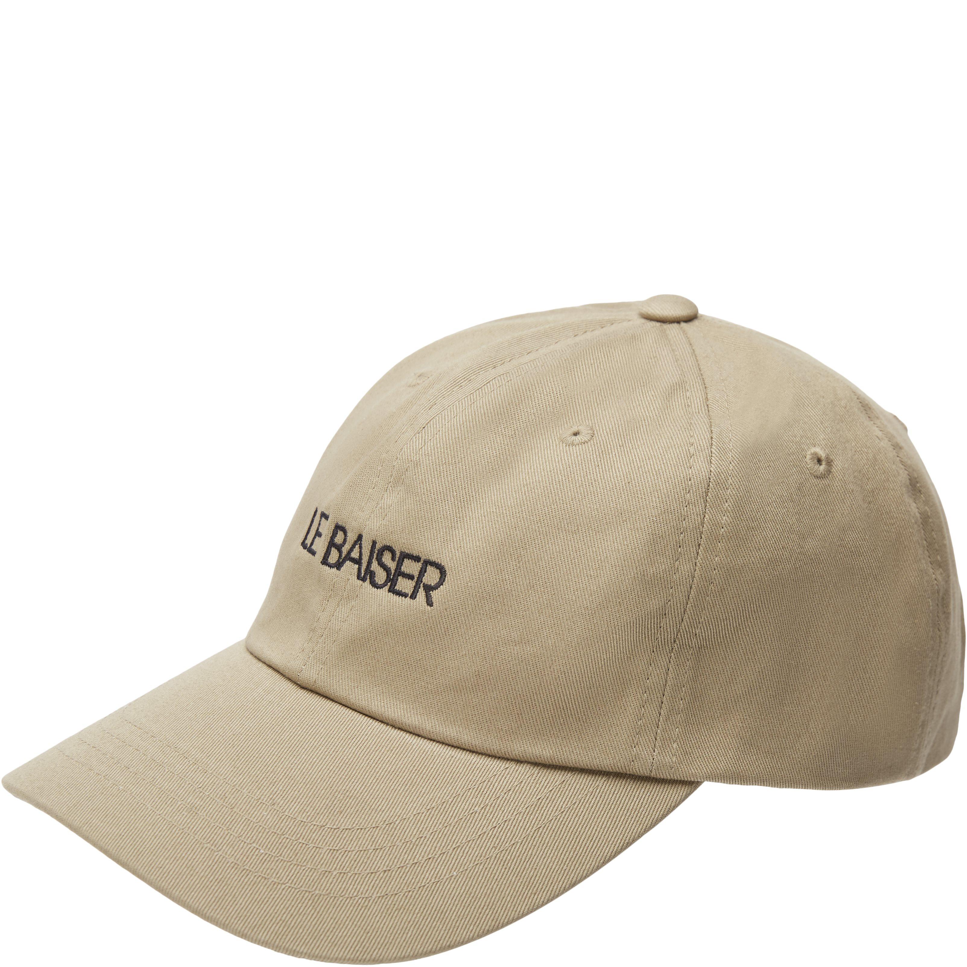 Logo Cap - Caps - Sand
