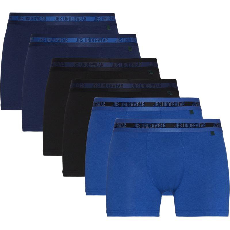 Jbs - 1086-51 6-pack bamboo tights undertøj fra jbs på kaufmann.dk