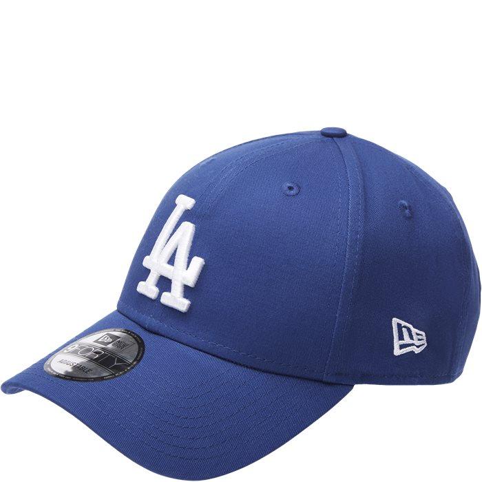 Dogders Strapback Cap - Caps - Blå