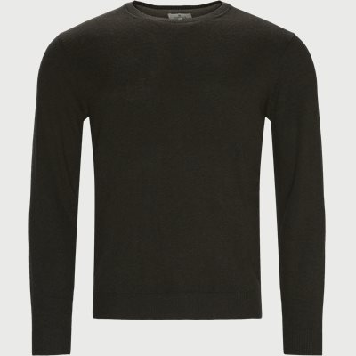 Crewneck Sweater Regular | Crewneck Sweater | Army