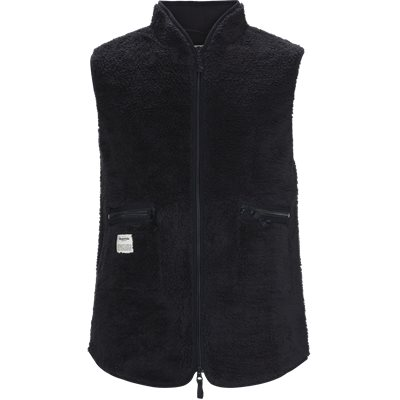 Fleece Vest Regular | Fleece Vest | Blå