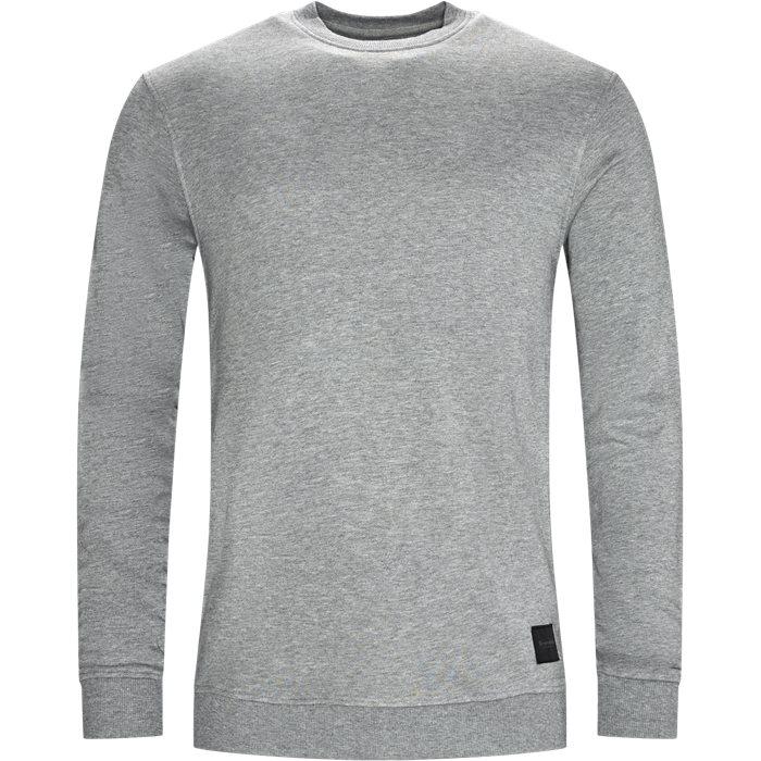 BAMBOO Sweatshirt - Sweatshirts - Regular - Grå