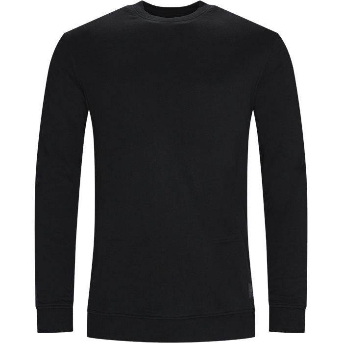 BAMBOO Sweatshirt - Sweatshirts - Regular - Sort